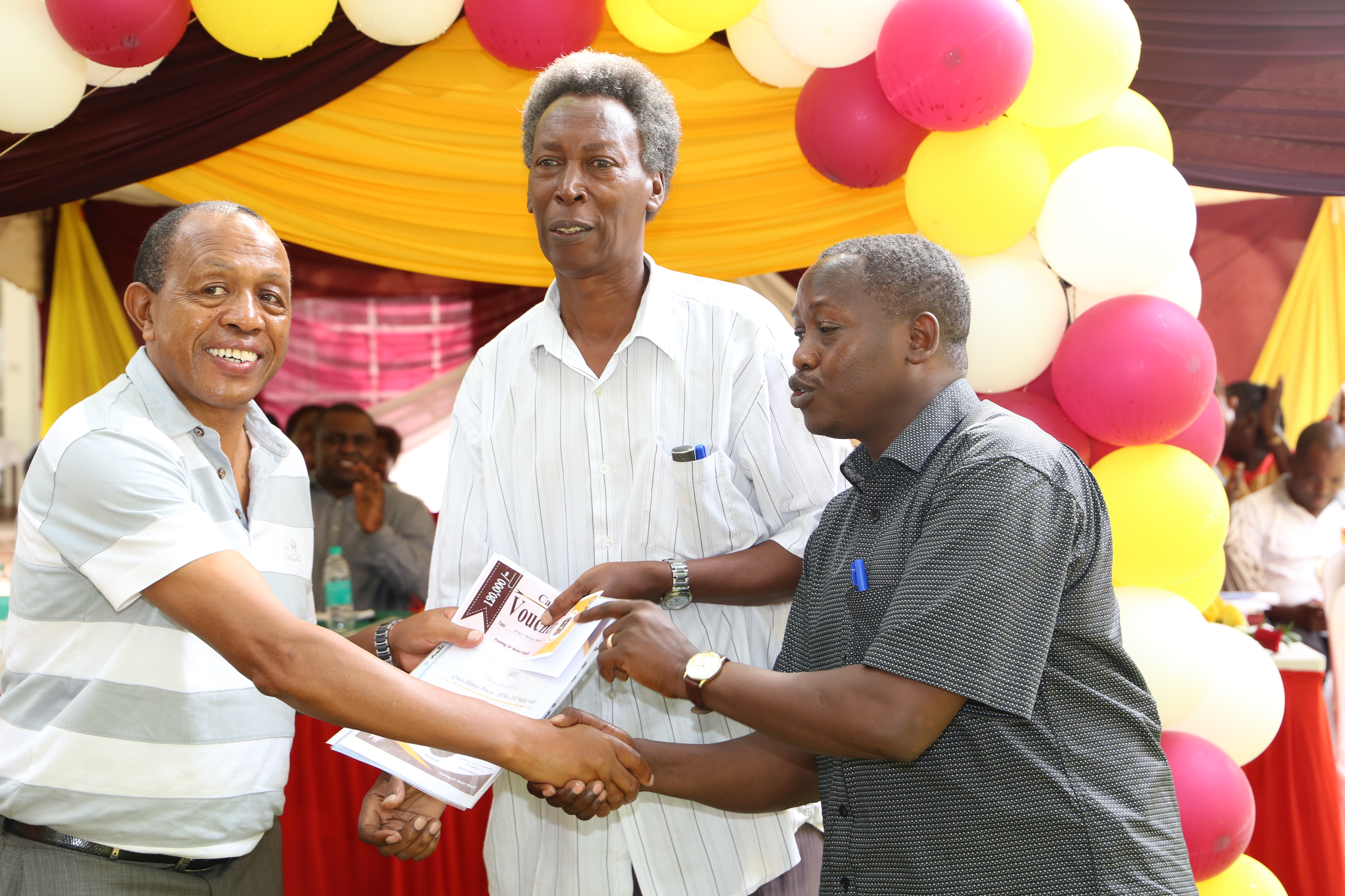 KMTC celebrates 92 years of existence as it rewards best performers