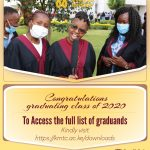 KMTC will celebrate its 88th Graduation Ceremony on December 3, 2020