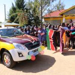 KMTC Board fulfills promise as Kapkatet Campus receives new vehicle