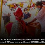 KMTC Launches a Three- Day Free Medical Camp in Taita Taveta County