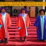 KMTC HOLDS 88TH ANNUAL GRADUATION CEREMONY