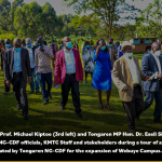 College plans expansion of Webuye Campus with Kshs 43 million donation