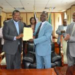 KMTC signs MoU with West Pokot County Government
