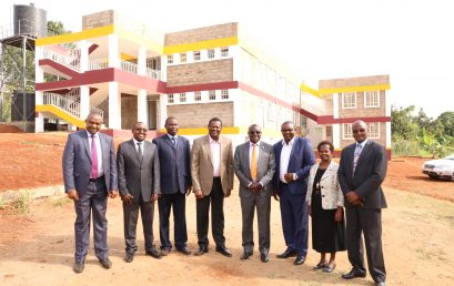 KMTC Kangundo campus ready to admit more students, introduces new programmes.