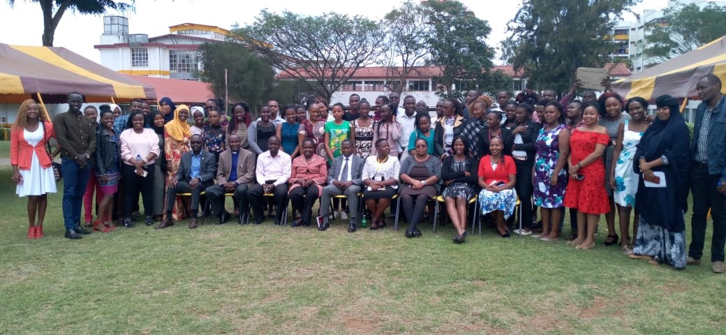 58 Students graduate with a certificate in HIV testing services