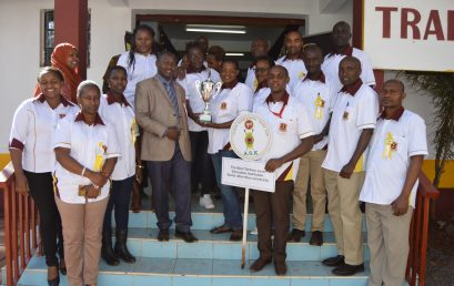 KMTC scoops Best Tertiary Level Education Institution award for the fourth time in row