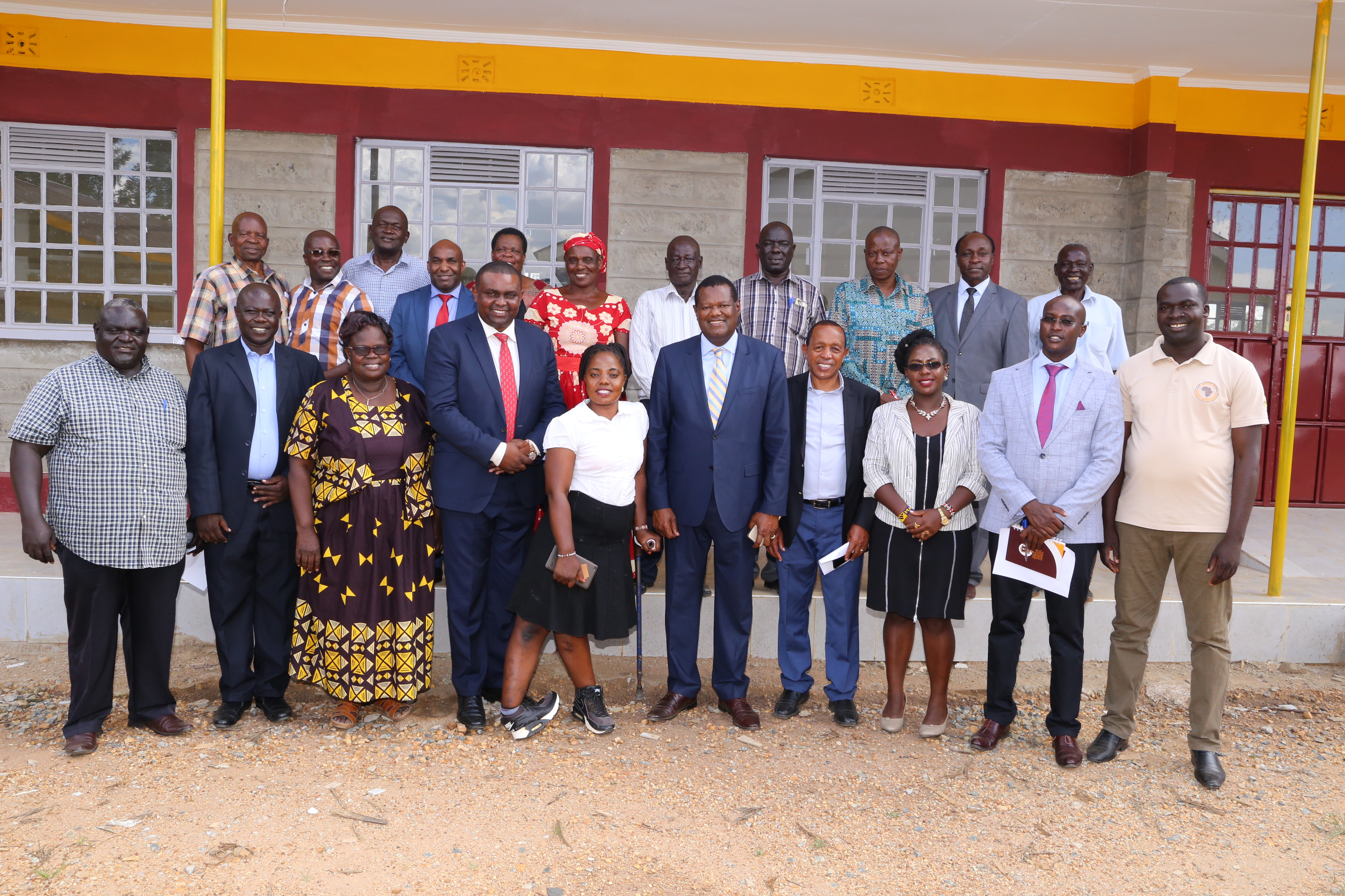 KMTC set to expand training opportunities as Kakamega gets two new Campuses